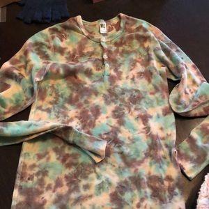 New! Og American apparel Henley